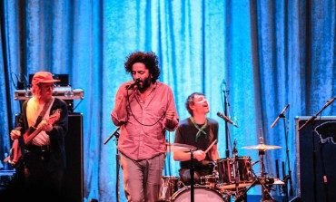Destroyer at The Regent Theater on January 12th 2018 with Mega Bog