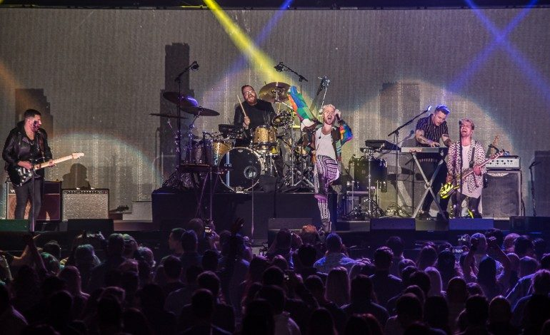 Walk the Moon at The Wiltern on October 12th
