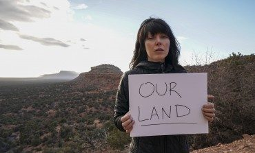 "Alexis Krauss of Sleigh Bells Releases New Conservation Benefit Song ""Our Land"" with The Our Land Collective"