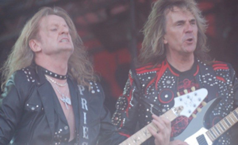 Judas Priest's First Show in Two Years Featured a Reunion with Glenn Tipton