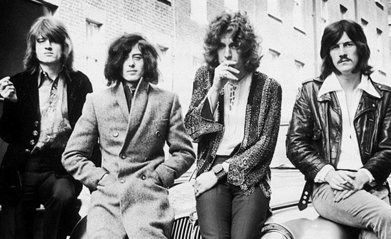 Led Zeppelin Announces New 7″ For Record Store Day Featuring Two Unreleased Songs