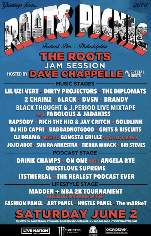 Roots Picnic 2018
