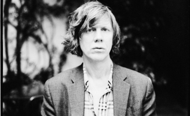 Thurston Moore Releases Experimental Album screen time on Bandcamp Friday