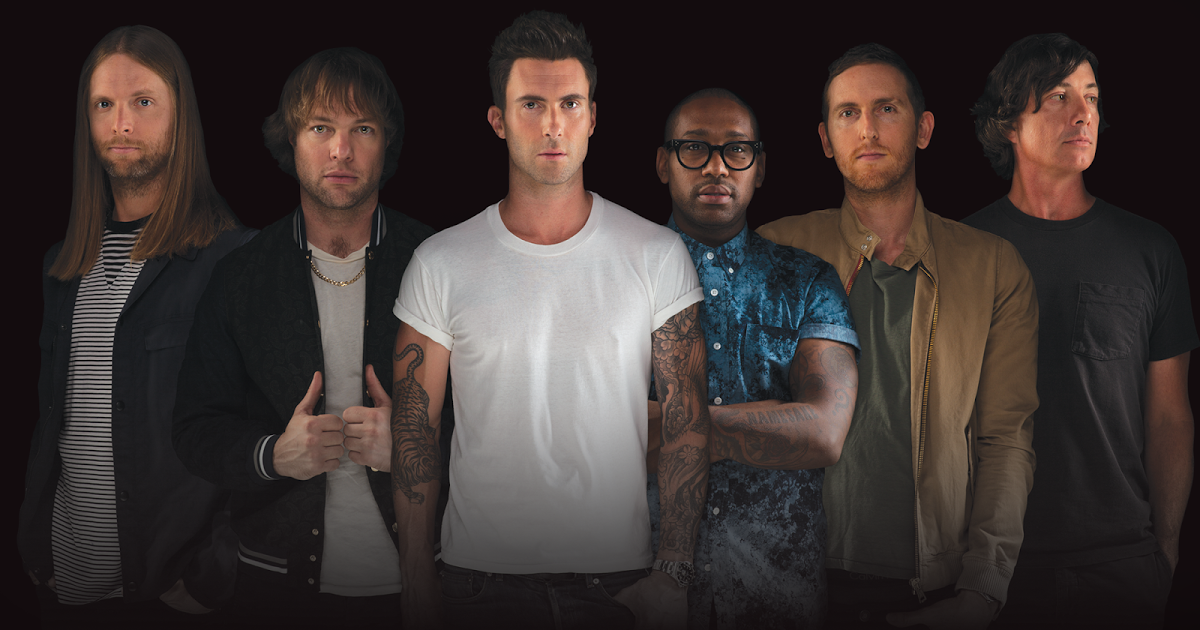 Maroon 5 has the Red Pill Blues at the Forum on June 4th