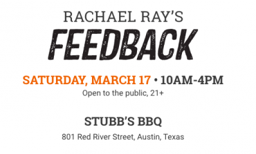 Rachael Ray's Feedback SXSW 2018 Day Party Announced