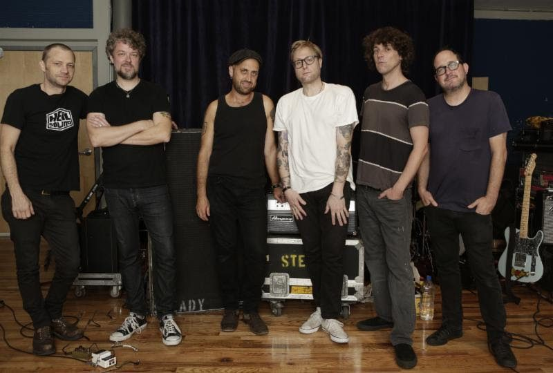 """The Hold Steady Comment On Technology And Human Connections In New Single """"Heavy Covenant"""""""