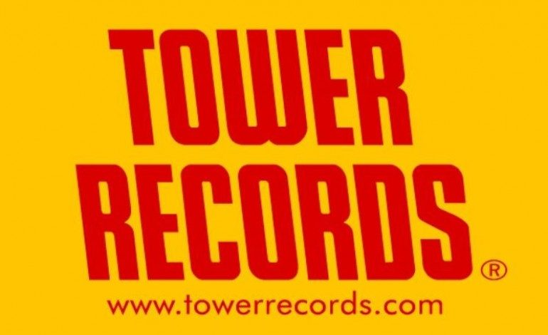 Tower Records Makes Return After 14 Years As Online Store And Music Service