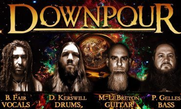 Downpour Featuring Brian Fair of Shadows Fall, Members of Unearth and Seemless Announce PledgeMusic Campaign for Upcoming Album