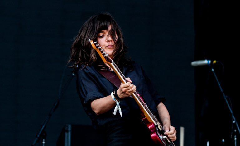 "Courtney Barnett and Phoebe Bridgers Collaborate on Socially-Distanced Cover of Gillian Welch's ""Everything Is Free"" for Newport Folk Festival Live Stream"