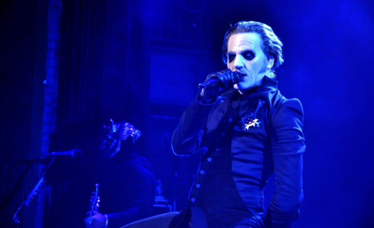 """Ghost Performs a Partial Cover of Pantera's Hit Single """"Walk"""" Live at Giant Center"""