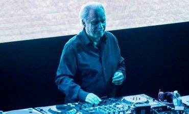 Photos: Giorgio Moroder Live at The Globe Theater, Los Angeles