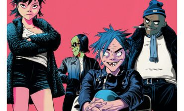 "Gorillaz Releases New Song ""Chalk Tablet Towers"" With St. Vincent And Announce Song Machine 2021 Summer Tour Dates"
