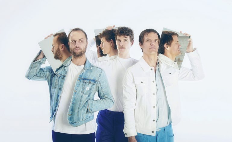 Houndmouth to perform at Webster Hall on 11/20 following the release of their album, Good For You
