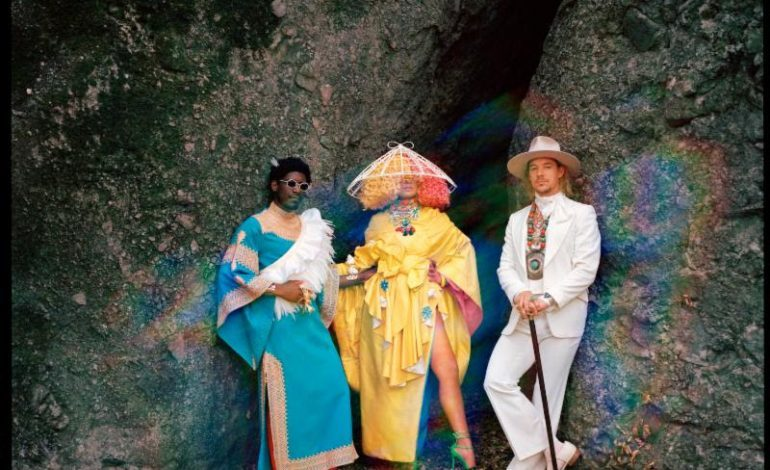 "Labrinth, Sia and Diplo Return with New LSD Song ""Thunderclouds"""