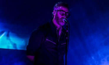 "The National Give Two New Songs ""So Fast, So Far"" and ""Quiet Light"" a Live Debut"