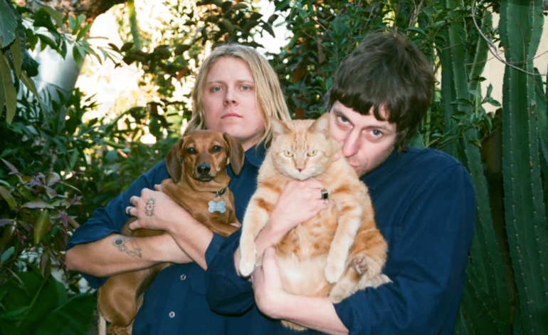 "Ty Segall and White Fence Rip Through Acoustic Psych-Pop Perfection on New Song ""Body Behavior"""