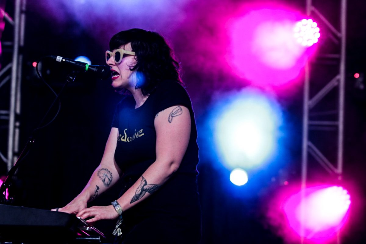 Live Stream Review: Waxahatchee Performs Out in the Storm for Second Show in Livestream Concert Series