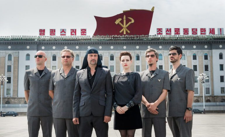 Laibach Announces Box Set Version of Remastered and Expanded Self-Titled Debut Album Titled REVISITED