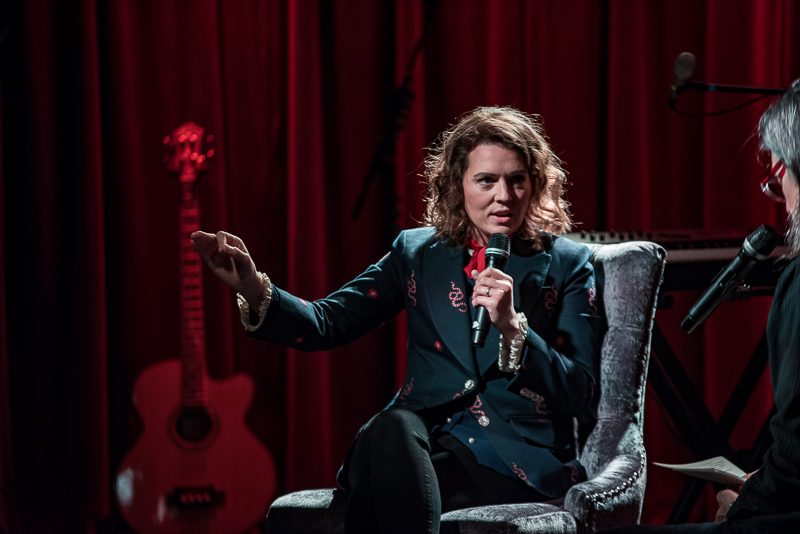 "Brandi Carlile Shares Video for ""Party of One"" Featuring Appearance by Elizabeth Moss"