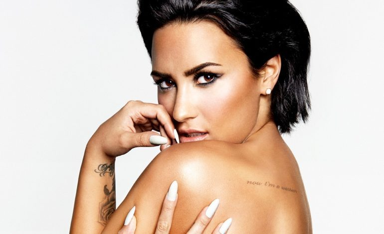 """Demi Lovato Teams Up with Republican Anti-Trump Political Group The Lincoln Project With Video for """"Commander in Chief"""""""