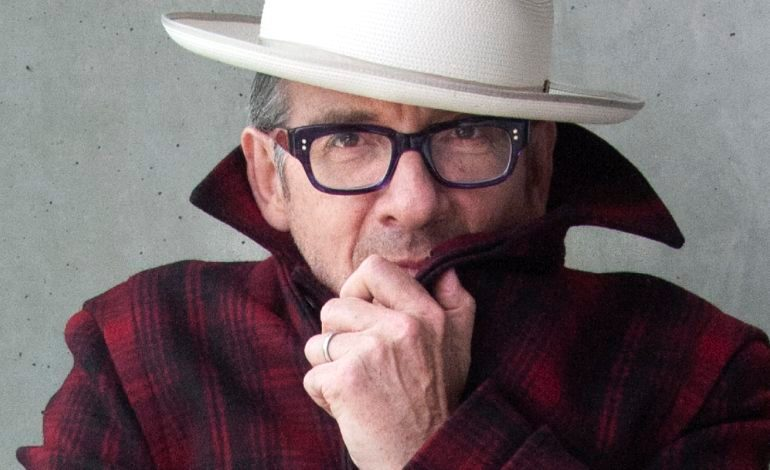 "Elvis Costello Releases Punchy Track ""No Flag"""