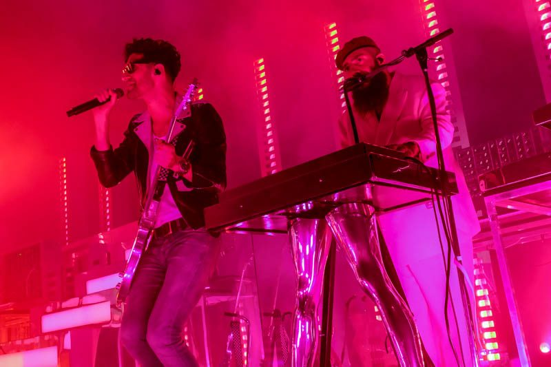 """Chromeo Get Flattened Out in New Video for """"Clorox Wipe"""""""