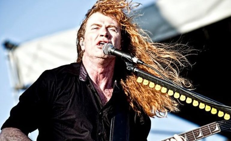 Megadeth's New Album Is Ready To Be Recorded But On Hold Due To Coronavirus Pandemic