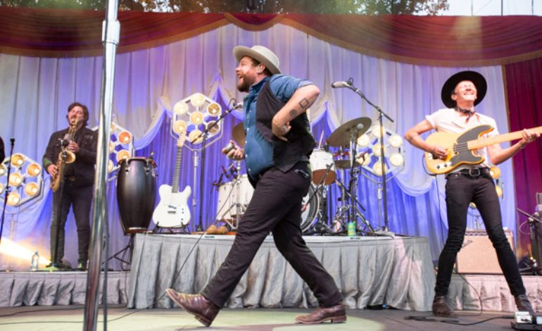 Nathaniel Rateliff & The Night Sweats Announces Summer 2021 Tour Dates and Tentatively Set New Album for Fall 2021 Release