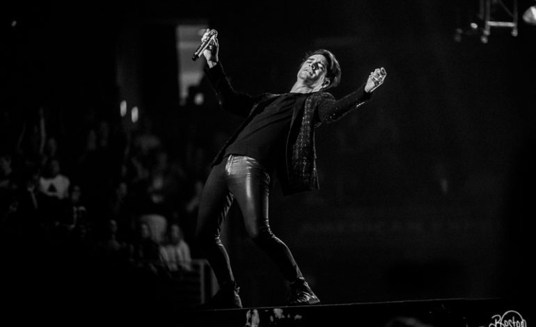 Listen to the Surprisingly Excellent New Metal Song From Brendon Urie of Panic! At The Disco