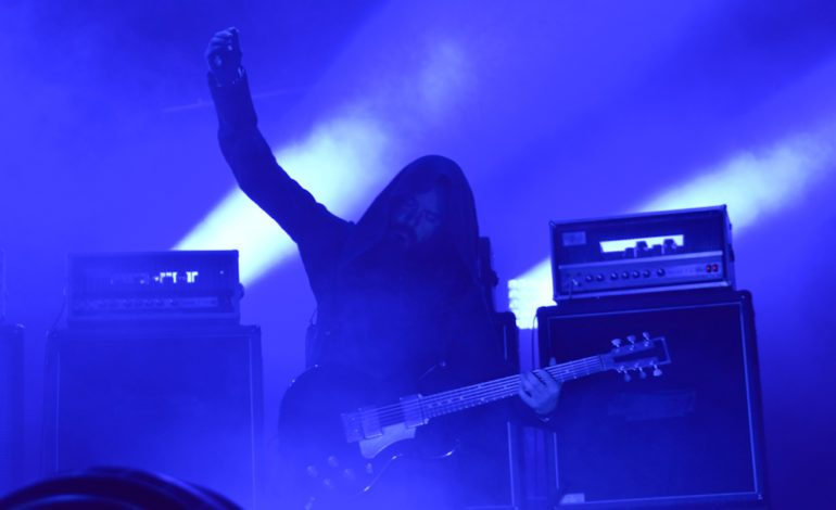 "Sunn O))) Release New Song ""Frost (C)"" from Life Metal Companion Album Pyroclasts"