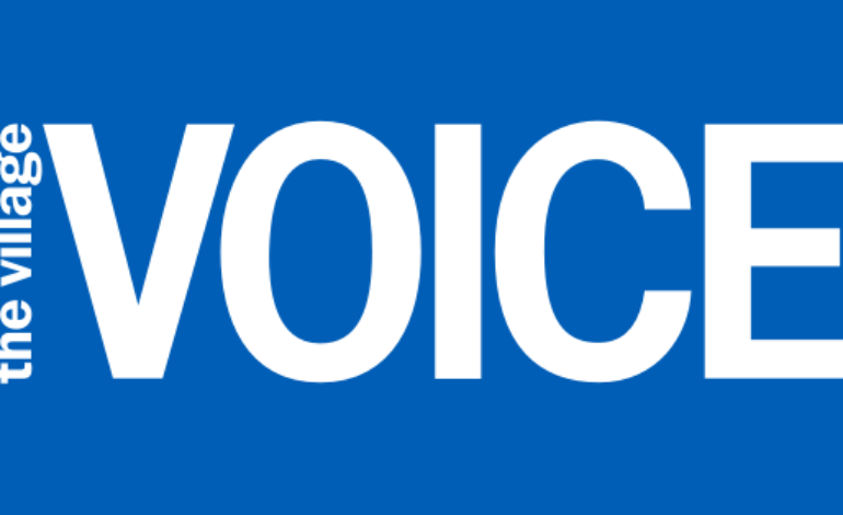 Village Voice Announces Plan to Relaunch in 2021