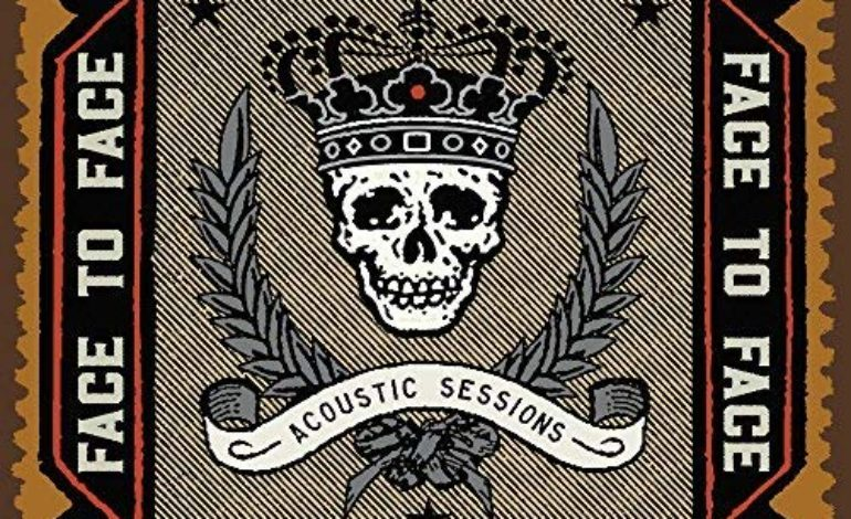 Face to Face – Hold Fast (Acoustic Sessions)