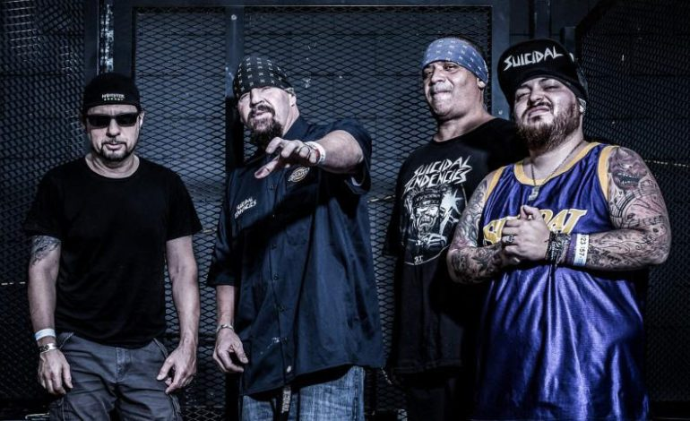 Suicidal Tendencies Announces New Album Reinventing Cyco Mike Muir Solo Tracks STill Cyco Punk After All These Years for September 2018 Release