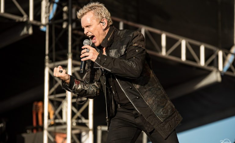 """Billy Idol Announces New EP The Roadside for September 2021 Release, Shares First Track in Seven Years """"Bitter Taste"""""""