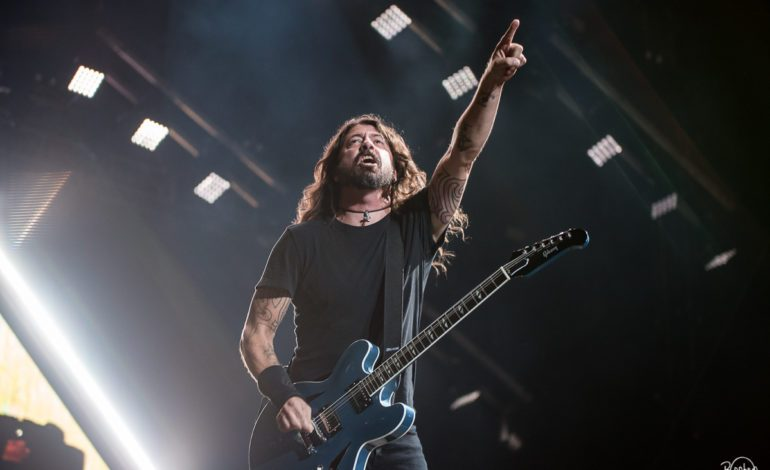 Dave Grohl and Foo Fighters Announce What Drives Us Documentary Featuring Interviews with St. Vincent, Ian Mackaye, Starcrawler, Flea, Duff McKagan, Lars Ulrich and More