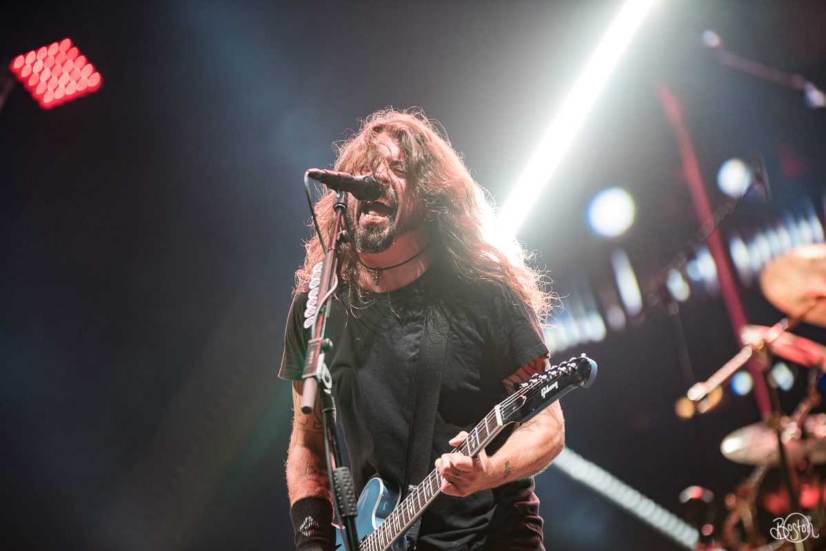 Anti-Vaxxers Accuse Foo Fighters of Discrimination and Segregation at Southern California Show for Vaccinated Fans