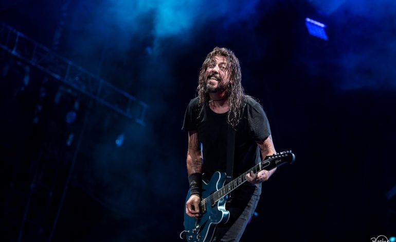 "Foo Fighters Release Magical New Single ""Waiting On A War"" In Celebration Of Dave Grohl's Birthday"