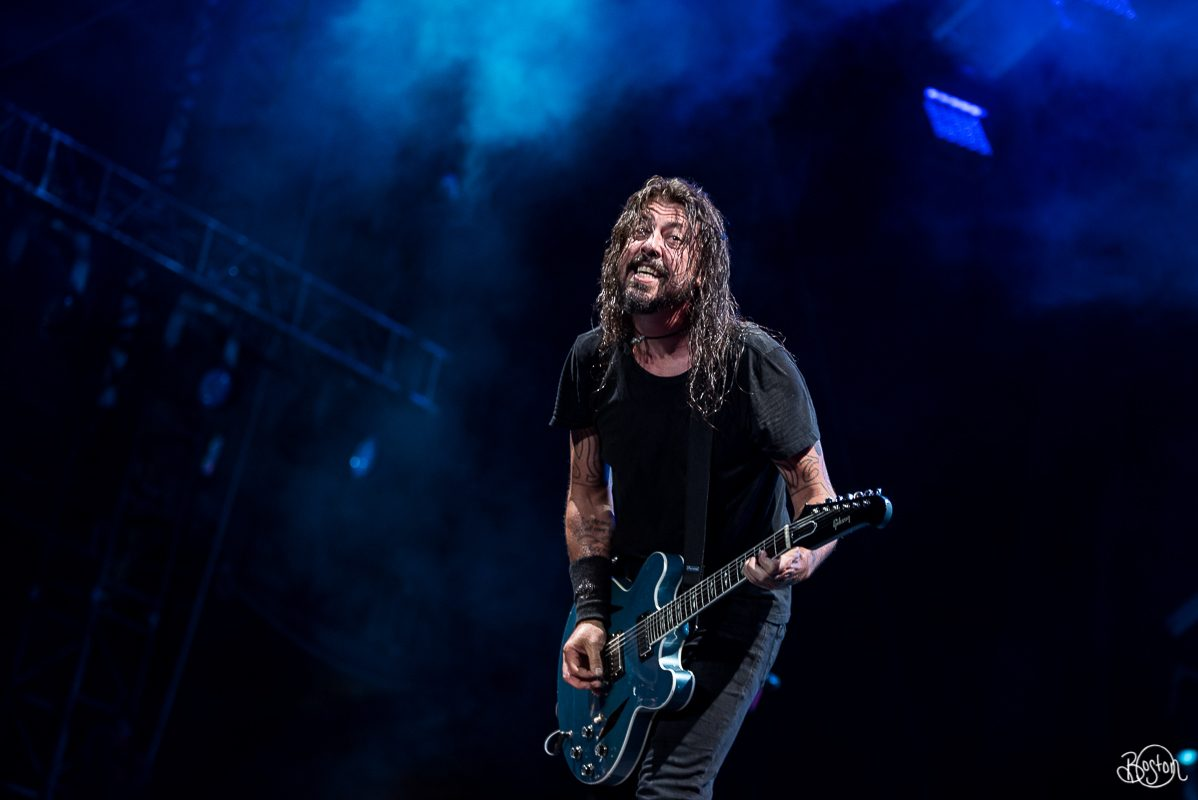Foo Fighters Announces Limited-Engagement SiriusXM Station for New Album Medicine at Midnight
