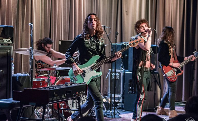 "Greta Van Fleet Returns with New Video for Riff-Filled Song ""Age of Machine"""