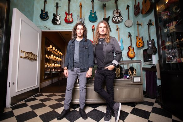 Frank Bello Of Anthrax And David Ellefson Of Megadeth Join Forces To Form New Band Altitudes Attitude on what we learned at sxsw