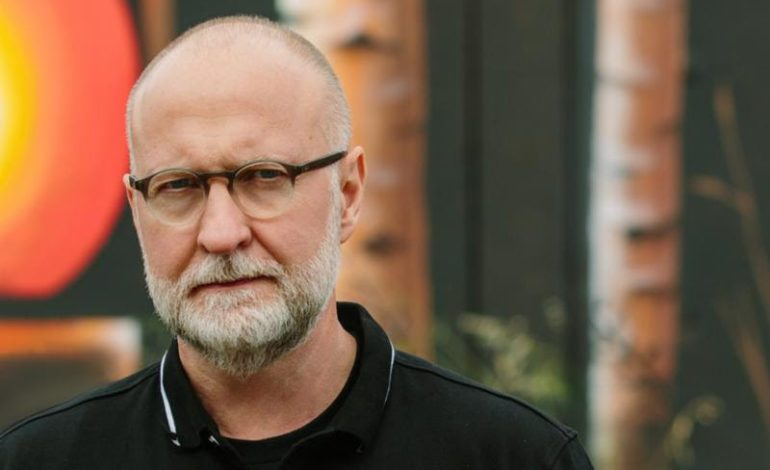 "Bob Mould's New Song Sees a ""Forecast of Rain"" Ahead"
