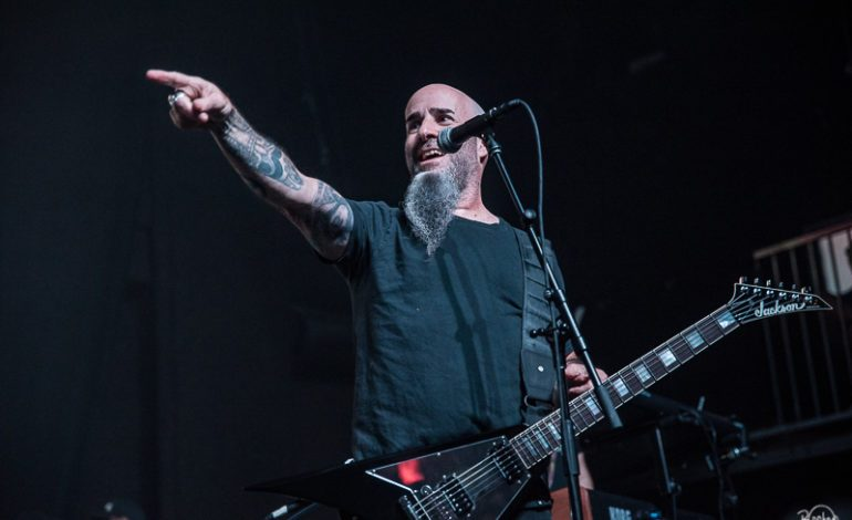"Scott Ian Says He Probably Won't ""Go Back To Work"" Until 2022"