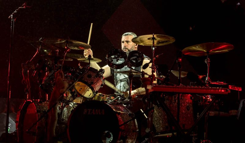 System of a Down Drummer John Dolmayan Speaks Against Storming Of The Capitol
