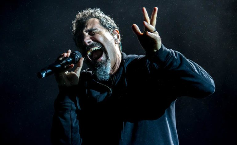 "System Of A Down's Serj Tankian Teases Music Video For ""Elasticity"" On Instagram"