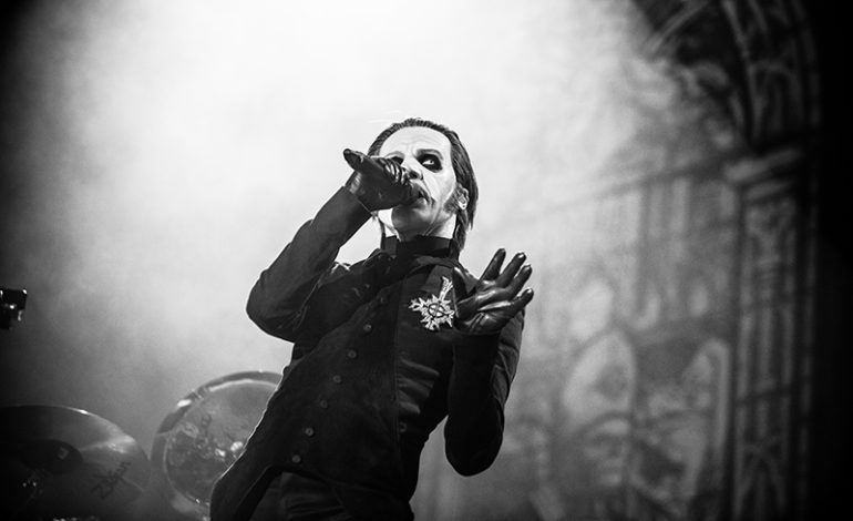 "Papa Emeritus IV of Ghost Joins The Hellacopters for Cover of ""Sympathy For The Devil"""