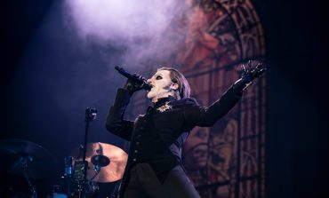 """Ghost Release New Video for """"Faith"""" Featuring Elaborate Stage Footage from Recent Shows"""
