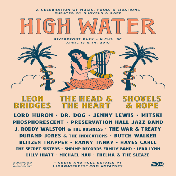 High water music festival 2019