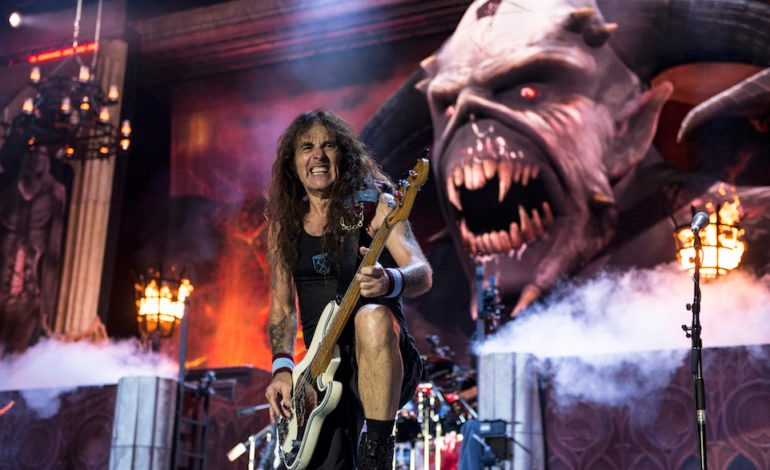"""Iron Maiden Unveils New Animated Music Video for """"The Writing On The Wall"""""""