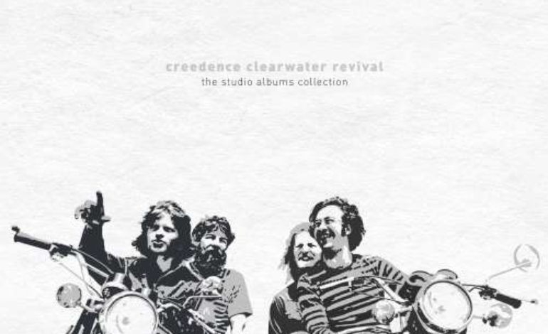 Creedence Clearwater Revival – The Complete Studio Albums (Half-Speed Masters)