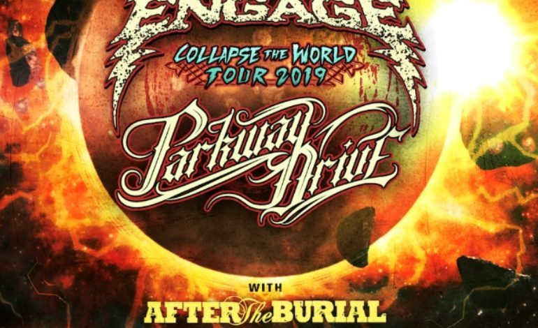 Killswitch Engage and Parkway Drive @ Franklin Music Hall 5/11